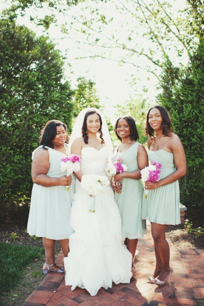 Short Bridesmaid Dresses,  Oh So Classy Events