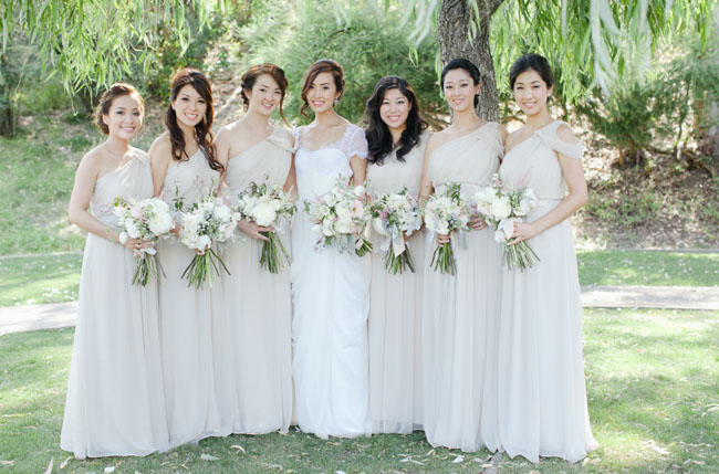 Long Bridesmaid Dresses,  Oh So Classy Events