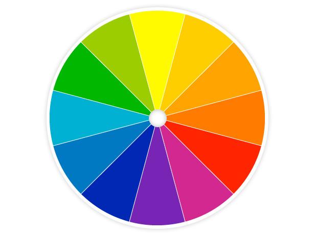Oh So Classy Color Wheel