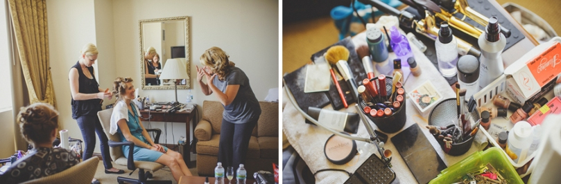 Oh So Classy Events, Wordless Wednesday: Getting the Bride Ready