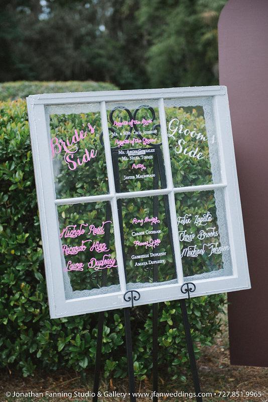 Wedding Planner Tampa Florida - Mackay Estate Lakeland Florida Wedding - Jonathan Fanning Photography