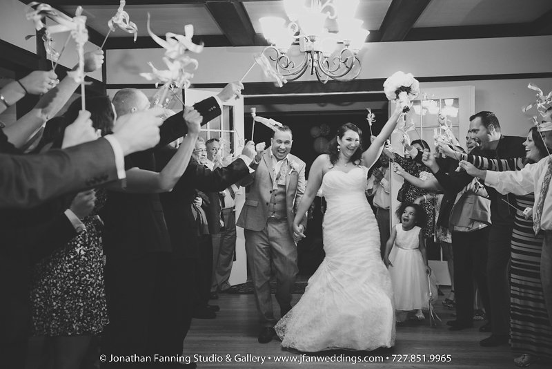 Wedding Planner Tampa Florida - Mackay Estate Lakeland Florida Wedding - Jonathan Fanning Photography