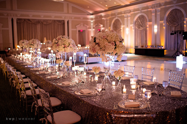 Tampa Florida Weddings, Wedding Planners and Linen, Wedding Vendors, Kate Ryan Linens, Oh So Classy Events, Kristen Weaver Photo KWP