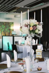 Photos by K&K Photography / Wedding Planner by Oh So Classy Events in Tampa Florida